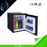 Quality wholesale mini bar cooler for hotel for sale