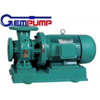Wholesale ISW horizontal WRG hot water circulation pump 1.5~50m³/h Flow from china suppliers