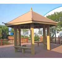 Wholesale Easily assembled cheap wpc pergola modern pergola plastic pergola from china suppliers