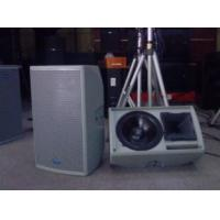 Wholesale 124dB 400W 8ohm 15'' Woofer 50Hz - 18KHz NEUTRIK NL4 Pro Theatre Sound Speaker Equipment from china suppliers
