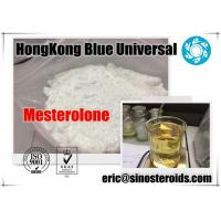 Wholesale 99% Assay Proviron Raw Testosterone Steroids White Powder Mesterolone from china suppliers