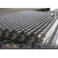 "Wholesale AISI304 Stainless Steel Hexsteel with lances | 1"" depth X 14gauge 