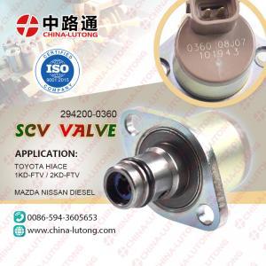 Wholesale SCV valve 2kd SCV valve 4m41 SCV valve d4d from china suppliers
