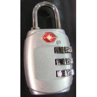 Wholesale 3 Digital TSA Luggage PadLock from china suppliers