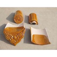 Wholesale Golden Ceramic Roof Tile from china suppliers
