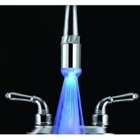 Wholesale Color changing led faucet light ,bathroom led faucet lighting from china suppliers