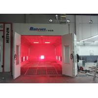 Wholesale EPS Wall Infrared Spray Booth Auto Paint Room color Optional Eco Friendly from china suppliers