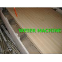 Wholesale 900mm width WPC Door Board Production Line ,  Rot prevention / Non-deformation from china suppliers