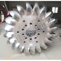 Quality ASTM A473 Pelton Wheel Turbines , Pelton Impulse Turbine 50Hz / 60Hz for sale