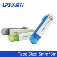 Quality Eco Friendly Green Colored Correction Tape Pen Easy To Carry T-90111 for sale