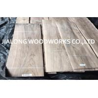Wholesale Slice Cut American Wood Flooring Veneer / Walnut Wood Veneer For Floor Surface from china suppliers