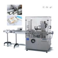 Wholesale Condoms / Strip Blister Automatic Cartoning Machine For Tubes Injection from china suppliers