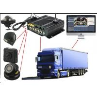 Wholesale AHD All - In - One Mobile Car  DVR SD Card Video Recorder With Linux Operation System , 10V-36V from china suppliers