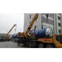 Wholesale Steam curing 2*31M or customized Sand high pressure autoclaves for hollow Block Brick from china suppliers