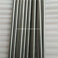 Wholesale Grade 5 Titanium round bars ,Gr5 ti6al4v Titanium rods ASTM B348 , 8mm dia*1000mm length,1 from china suppliers