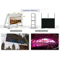 Wholesale Light Stage Background P3.125 HD LED Curtain Display Screen for Events from china suppliers
