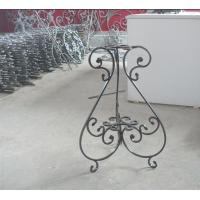 Wholesale Decorative Wrought Iron Home and Garden Flower Stand from china suppliers