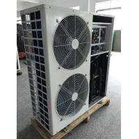 Quality 15KW R410A EVI DC Inverter Air Source Heat Pumps with Heating and Cooling for sale