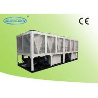Wholesale R407C Refrigerant Air Cooled Screw Chiller , High Effiency Chiller 380V 3ph 50Hz from china suppliers