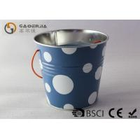 Wholesale Multi Function White Burning Candle / Indoor Mosquito Candles With Iron Bucket from china suppliers