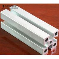 Wholesale PVDF Patinted metric 6061 Aluminum Extrusion , aluminum structural shapes from china suppliers
