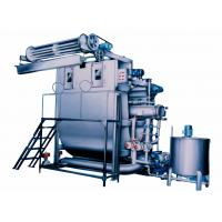 Quality High Temperature Textile Dyeing Machines Overflow Type 300 m/min Speed for sale