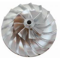 Buy cheap Casting Pump Parts Steel Casting Impeller from wholesalers