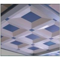 Wholesale 2014 new model aluminum flat combination ceiling tile from china suppliers
