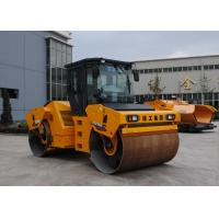 Quality XD142 Hydraulic Double Drum Vibratory Road Roller with factory price for sale