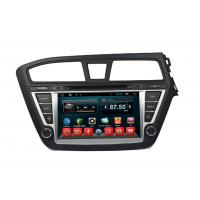 Wholesale Car Radio Bluetooth Touchscreen Gps Auto Navigation Hyundai I20 Right 2014 15 2016 from china suppliers