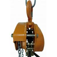 China 3T 1.5M Lifting Chain Block , Lever Chain Block  Compact Structure Design on sale