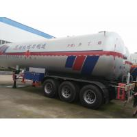 Wholesale factory sale best price CLW9405GYQA 3 axles 49CBM LPG tanker semi-trailer, hot sale 49,000Liters lpg gas tank trailer from china suppliers