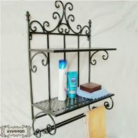 Buy cheap Bathroom Ledge Paper Towel Holder  Toilet Shelf from wholesalers