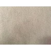 Wholesale Professional Polyester Velvet Fabric , Polyester Fabric Waterproof Camel Color from china suppliers
