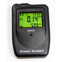 Wholesale Personal Dose Alarm Meter DP802i Radiation Monitoring Devices with Big Display 30 x 40mm from china suppliers