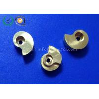 Wholesale Custom Brass Instruments Parts CNC Milling Metal Parts for Muscial Equipment from china suppliers