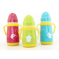 Wholesale Wide Mouth Thermos Baby Feeding Bottle In Stainless Steel 240ml BPA FREE from china suppliers