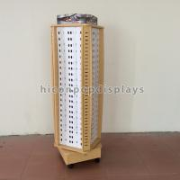 Wholesale Flooring Sunglasses Display Case Store Wood Rotating Sunglasses Display Stand from china suppliers