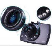China 12V 30fps Car Video Camera Recorder 5.0M Megapixel Hi-Fi Color Wide-angle Lens on sale