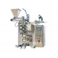 Wholesale Vertical Granule Packing Machine , Small PET / PE Bag Packaging Equipment from china suppliers
