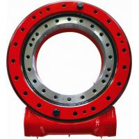 Wholesale Axial Load Excavator Worm Drive Slewing Ring A9 338 kN 76x103lbf , 50Mn OEM from china suppliers