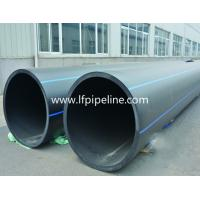 Wholesale PE80 PE100 110mm hdpe pipe pn16 for water supply from china suppliers