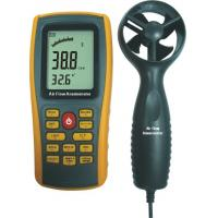 Wholesale GM8902 0.3~45m/s Digital Anemometer Wind Speed/Air Flow/Air Temperature Meter Tester Measuring  with USB Interface from china suppliers