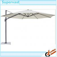 Wholesale Garden Parasols side columns Patio Offset Umbrellas for Backyard Lawn Furniture from china suppliers