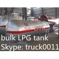 factory sale best price CLW brand 4 metric tons surface lpg gas storage tank, high quality 4tons surface lpg gas tank