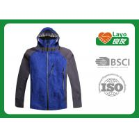 Wholesale Blue Color Youth Hunting Clothes , Insulated Hunting Apparel For Men from china suppliers