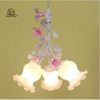 Wholesale Modern Chandeliers for Dining room Bedroom Living room luminaria led mesa Flower Shape modern led chandeliers lighting from china suppliers