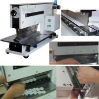 Buy cheap Air Driven PCB Depanelizer For LED Strip PCB Cutting Machine from wholesalers