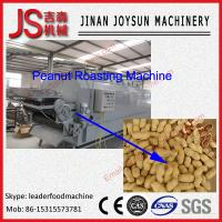 Wholesale High Efficiency Fully Stainless Steel Peanut Roaster Machine 200kg / h from china suppliers