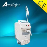 Wholesale OPT Long Pulse ND Yag Laser For Vascular Lesion Treatment / Leg Hair Removal from china suppliers